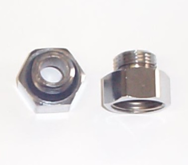3/4 Garden Hose Adapter/Coupler for Mag-1 #12-850-16A Includes: Parts Ref# 15, 16, 17